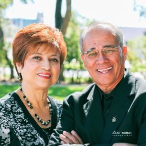 Pastors Ray and Ana Ramos