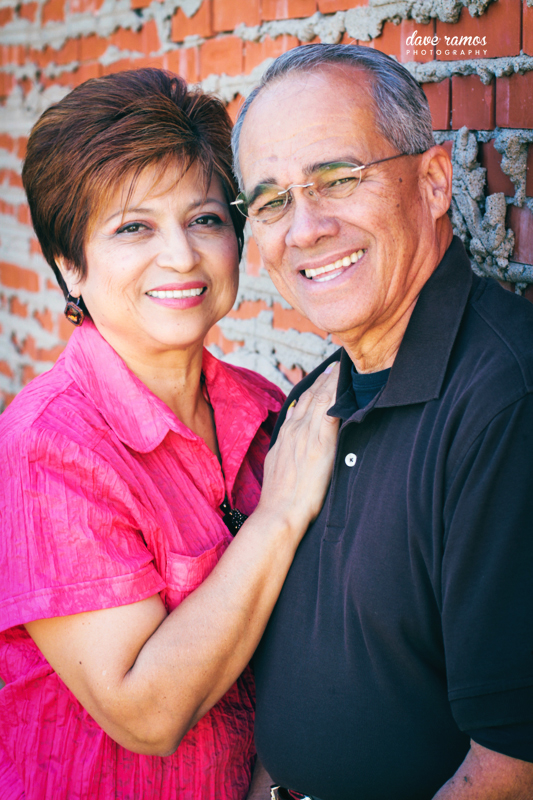 Pastors Ray and Ana Ramos