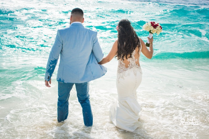 amarillo photography destination wedding cancun